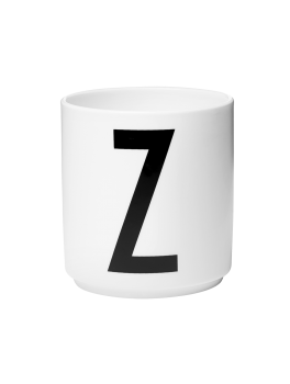Design Letters Porcelæn krus Z-20