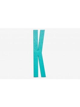 Design Letters - Bogstav - K - Turkis