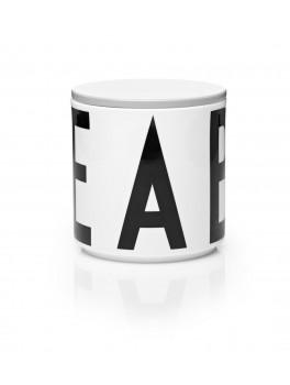 Design Letters - Mini Multi Jar - Grå
