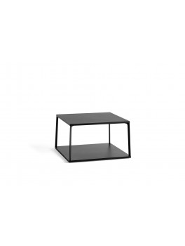 Hay Eiffel Coffee Table Square, Ink Black-20