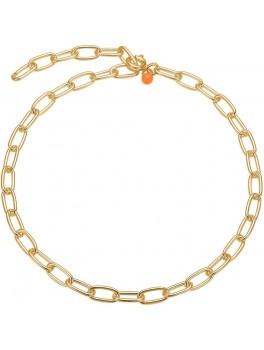 Enamel Chain link bracelet-20