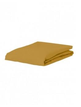 Essenza Premium Jersey lagen Mustard 180 x 200 cm.-20