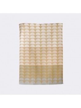 Ferm Living Bridges Tea Towel rosa-20