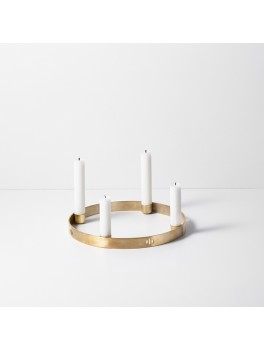 Ferm Living Candle Holder Circle-20
