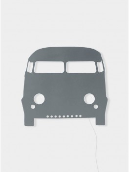 Ferm Living Car lamp dark grey-20