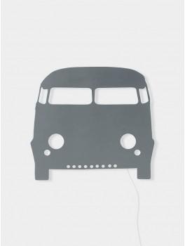 Ferm Living Car lamp dark grey-20