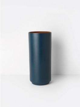 Ferm Living Dual floor vase Blå mellem-20