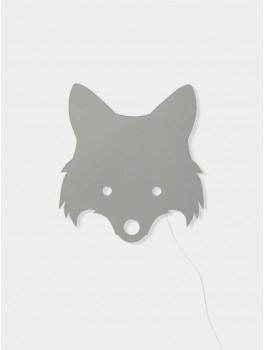 Ferm Living Fox lamp Dusty Green-20