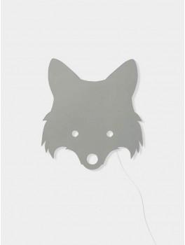 Ferm Living Fox lamp Dusty Green-20
