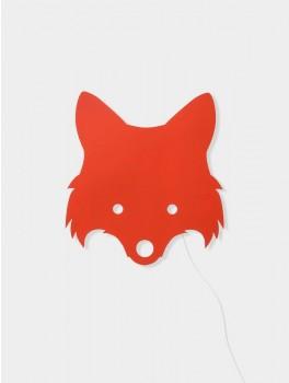 Ferm Living Fox lamp red orange-20