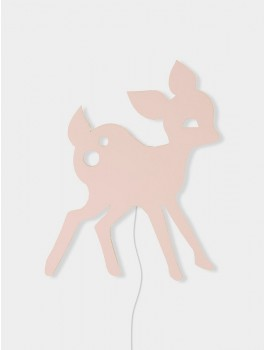 Ferm Living My Deer lamp rose-20