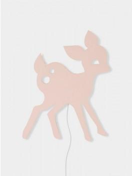 Ferm Living My Deer lamp rose-20