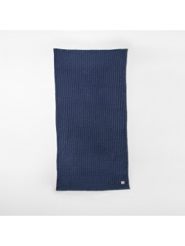 Ferm Living Organic Bath Towel blue-20