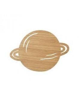 Ferm Living Planet Lamp .Oiled Oak-20