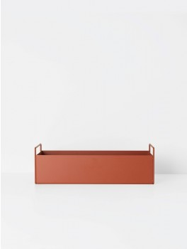 Ferm Living Plant box (Ochre)-20