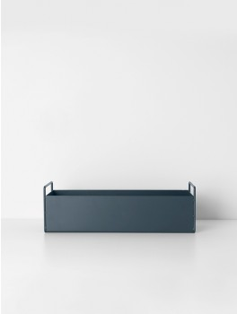 Ferm Living Plant box (Dark Grey)-20