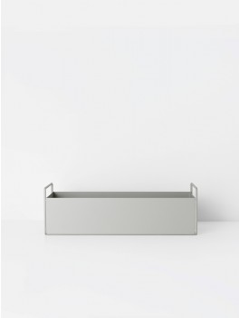 Ferm Living Plant box (Light Grey)-20