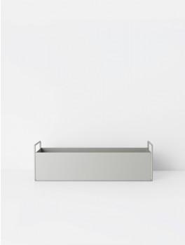 Ferm Living Plant box (Light Grey)-20