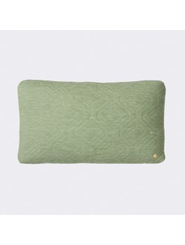 Ferm Living Quilt Cushion grøn-20