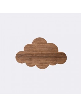 Ferm Living Cloud lamp smoked oak-20