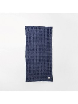 Ferm Living Organic Hand Towel Blue-20