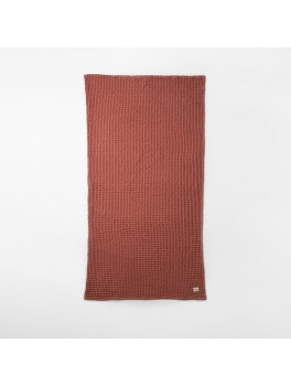 Ferm Living Organic Bath Towel rust-20