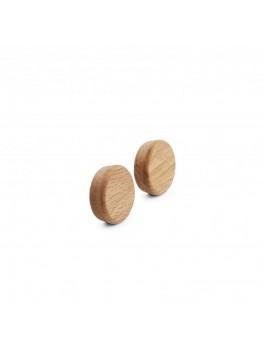 Gejst Flex Button Magnet, Oak, sæt a´ 2 stk.-20