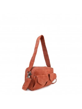 Daniel Silfen Frida Crossbody Papaya ruskind-20