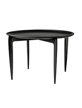 Fritz Hansen Tray Table large black-20