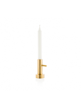 Fritz Hansen Candleholder Single #1 brass-20