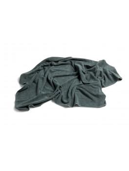 Hay Frotté Håndklæde Dark Green 100 x 150 cm.-20