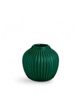 Kähler Hammershøi vase (lille) Grøn-20