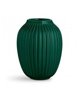 Kähler Hammershøi Vase (Stor) Grøn-20