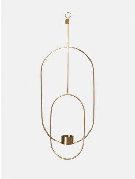 Ferm Living HangingTealight Deco Oval-20