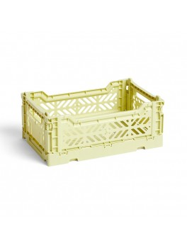 Hay Colour Crate Lime Small-20