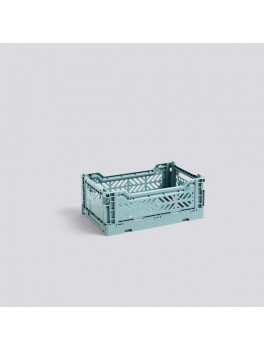 Hay Colour Crate Teal Small-20