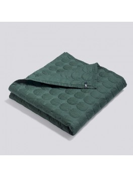 Hay Mega Dot Tæppe dark green 235x245.-20