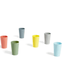 Hay Paquet Cup plastikkopper multi-20