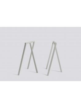 Hay Loop Stand Frame grå 1 sæt-20