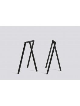 Hay Loop Stand Frame sort 1 sæt-20