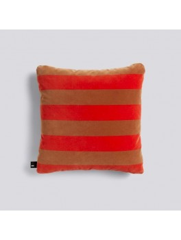 Hay Soft Stripe pude red-20