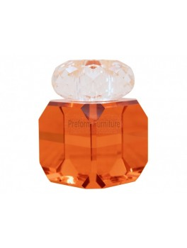 Preform House af Sander Daisy lysestage peach-20