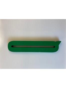 Design Letters - Bogstav - Q - Grøn