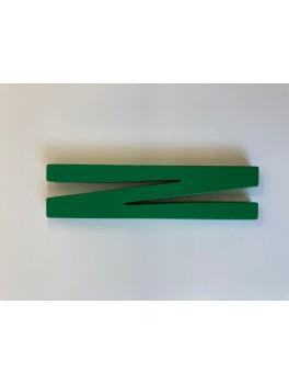 Design Letters - Bogstav - N - Grøn
