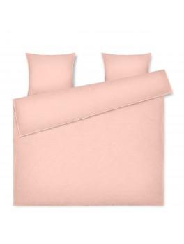 Juna Monochrome sengesæt Støvet Rosa 200 x 220 cm.-20