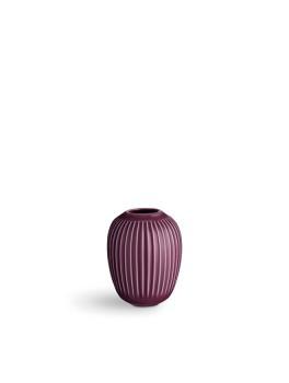 Kähler Hammershøi, Vase Mini (Blomme)-20