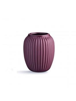 Kähler HH, Vase (Mellem) Blomme-20