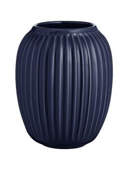 Kähler HH, Vase (mellem) Indigo-20