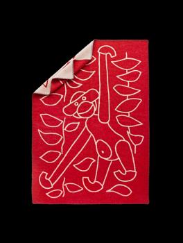 Kay Bojesen Plaid (Rød)-20
