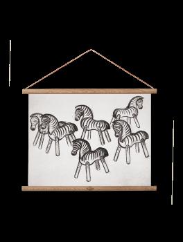 Kay Bojesen Zebra stregtegning lille-20
